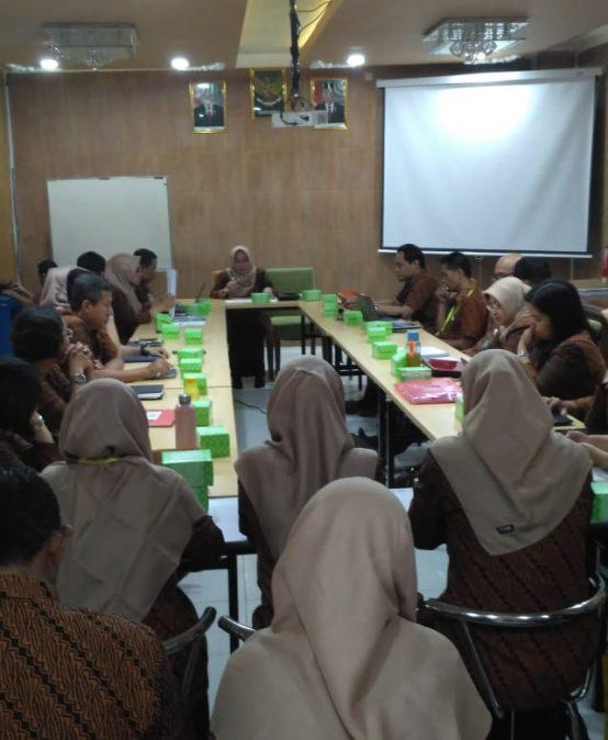 Pengarahan Dosen, Tendik dan Pembimbing Akademik oleh Pimpinan