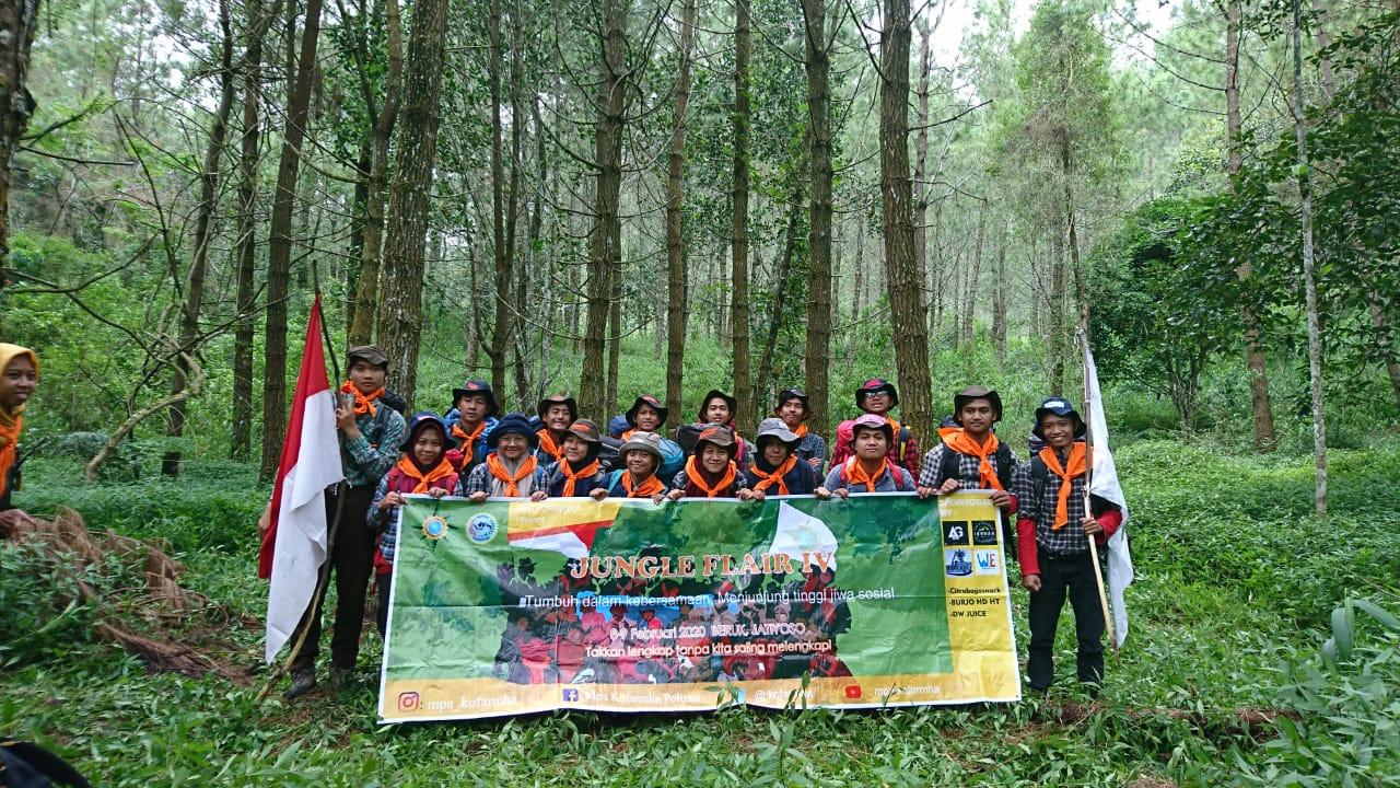 Jungle Flair Mpa Kofarmha Politeknik Indonusa Surakarta